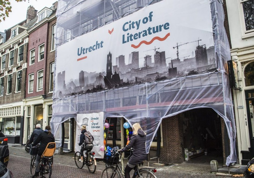 Utrecht 1 - House of Literature - photo Robert Oosterbroek